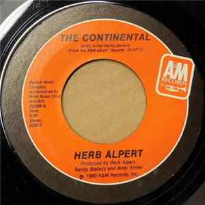 Herb Alpert - The Continental download